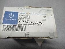 Vintage Mercedes nos oe, 000 470 22 93, vapor canister purge solenoid