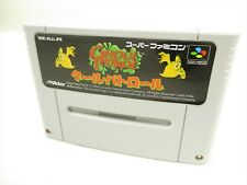 GHOUL PATROL GOOD Condition Super Famicom Cartridge Only sfc