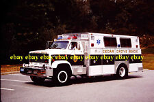 Fire Apparatus Slide Cedar Grove Nj Fire Dep