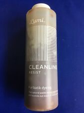 Lumi Cleanliness Resist For Batik Dyeing.