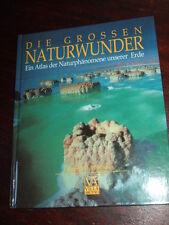 Los grandes reservas naturales milagro-fenómenos naturales de nuestra tierra, Matthews, 2003, imagen. p. texto