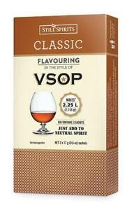 Still Spirits Classic V.S.O.P. Flavouring 2 x 17g sachets