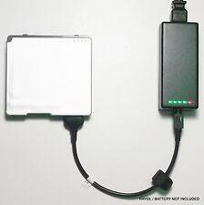 "External Laptop Battery Charger for Apple PowerBook G4 Titanium 15"", A1012 M8511"