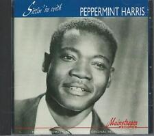 CD: PEPPERMINT HARRIS - Sittin' In With Peppermint Harris
