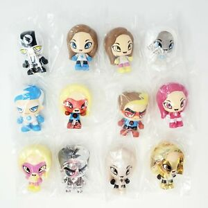 Super Hero Kids Complete Set of 12 SHK Mystery Minis NO Rings (setB:a14)