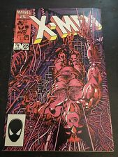 Uncanny X-men#205 Incredible Condition 9.0(1986) Lady Deathstrike Origin