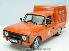 IZH 2715 DELIVERY VAN 1/43RD SCALE ORANGE COLOUR SCHEME EXAMPLE BXD T3412Z(=)