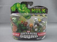 Marvel Comics Super Hero Squad  Planet Hulk World War & Silver Savage Surfer MIP