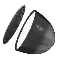 Walimex pro Studio Line Deep Rota Softbox QA90 mit Softboxadapter für Profoto