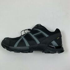 Haix Mens Eagle Athletic 10 Low Shoes Black Lace Up Breathable 300001 10.5 New