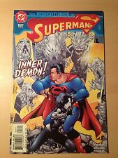Dc Comics The Adventures Of Superman # 607 2002 Nm