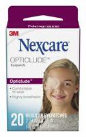 (BX) 3M(c) Nexcare(c) Opticlude(c) Orthoptic Eye Patches