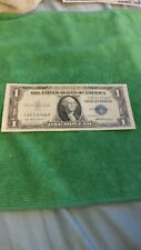 1935 $1.00 star note