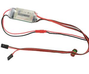 New BEC UBEC Flier 12S 50V 20A w/ Selectable Output Voltage: 7V, 12V or 15V
