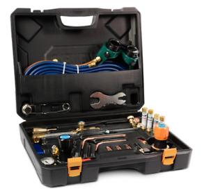 CutSkill Tradesman Plus Gas Kit – Oxy/LPG Cigweld 208021