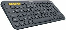 Logitech K380 Multi-Device Bluetooth Keyboard DARK GREY (NO BATTERY COVER) (I...