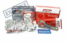 AUDI S4 RS4 2.7 V6 BITURBO CR 9.0 JE PISTONS & FCP STEEL RODS / KOLBEN & PLEUEL