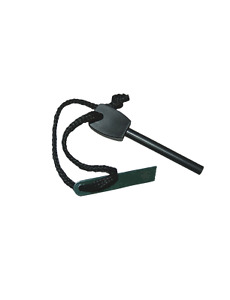 Emergency Firestarter - Starts a Fire In Any Weather Condition