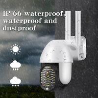1080P WIFI IP Kamera Wireless Outdoor CCTV HD PTZ Smart Home Security IR Cam EU