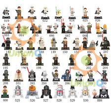 XINH Star wars figures plastic toys Building Blocks Bricks Model