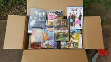Box of 100 mixed Media wholesale dvds Joblot Carboot Market Trader