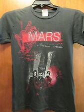 Thirty Seconds To Mars- The Secret Is Out OOP- Juniour Cut Black T-Shirt- Large