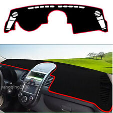 Dashboard Dash Mat DashMat Sun Cover Pad Red FOR 2010 2011 2012 2013 KIA SOUL