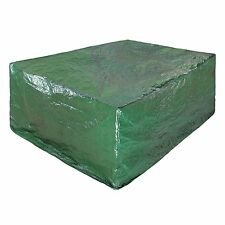 Green Garden Large Rectangle Outdoor Table Furniture Cover 230x135x80 Cm
