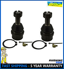 Ford F150 F250 F350 4WD (2) New Front Suspension Upper Ball Joints