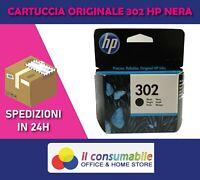 CARTUCCIA ORIG. HP 302 NERO DESKJET 1110 / 2130 / 3630 OfficeJet 4650