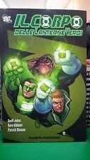 Il Corpo delle Lanterne Verdi Vol.1 - Johns Gibbons - Planeta DeAgostini SCIM2