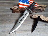 Mega Jagdmesser Hunting Knife Buschmesser Costello Macete Messe NEU