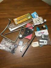 VTG LOT OF NAUTICAL MARINE BOAT ITEMS WIPERS SWITCH COMPASS