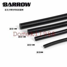 New listing ID 8-10-12-14mm Soft Silicon Bending Insert Shaping Acrylic Rigid Tubing 100MM