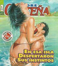 SANGRE COSTEÑA MEXICAN COMIC #39 MEXICO SPANISH SPICY HISTORIETA 1996