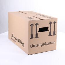 15 Umzugskartons 2-wellig 600 x 330 x 340mm Faltkartons Umzugskisten Boxen Kiste