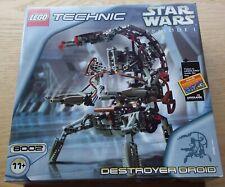 LEGO Technic Destroyer Droid (8002) Star Wars Episode 1