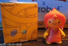 "Kidrobot ADVENTURE TIME 3"" MINI SERIES flame princess Rate 3/40 open blindbox"