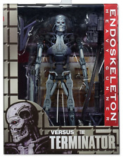 "NECA TERMINATOR ENDOSKELETON HEAVY GUNNER 7"" INCH ACTION FIGURE"