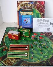 Harry Potter & Chamber of Secrets Trivia Game 100% COMPLETE NEAR MINT Quidditch