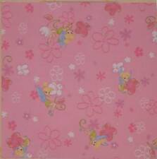 TINKERBELL TINK PINK PIXIE SHOWER CURTAIN TINKER BELL