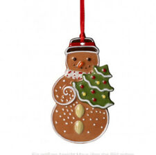 Villeroy & Boch Winter Bakery Decoration Ornament Schneemann