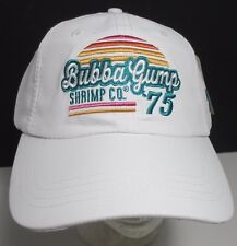 Bubba Gump Hat Cap Shrimp Hong Kong USA Embroidery New