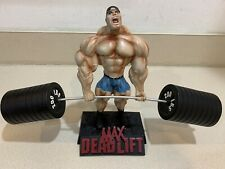 RARE Creation Station Inc. MAX DEADLIFT X-153 Extreme Figurine...MUST SEE!