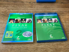 Pixar Short Films Collection, Vol. 2 (DVD and blu ray 2012) W slipcover