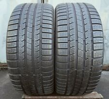 CONTINENTAL WINTER CONTACT TS810 255/40/19 100V XL 6.5-7MM TYRES X2 (PAIR)
