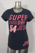 Superdry Jets Japan women's t-shirt gray L