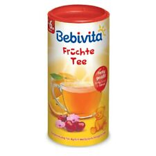 Bebivita FRUIT TEA for babies from the 6th month Made in Germany-FREE SHIPPING