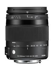 Sigma 18-200 mm DC Macro OS HSM Objektiv für Canon EOS Demo-Ware neuwertig