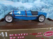 1/43 Brumm (Italy)  Bugatti tipo 59 1933  #41
